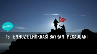 Photo of 15 Temmuz Demokrasi Bayramı Mesajları