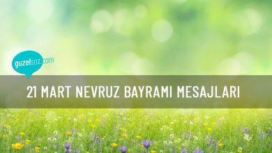 Photo of 21 Mart Nevruz Bayramı Mesajları