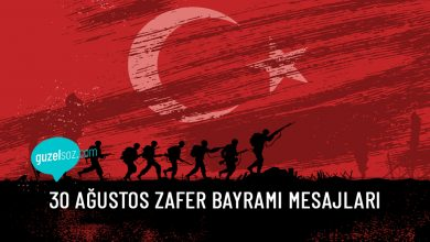 Photo of 30 Ağustos Zafer Bayramı Mesajları