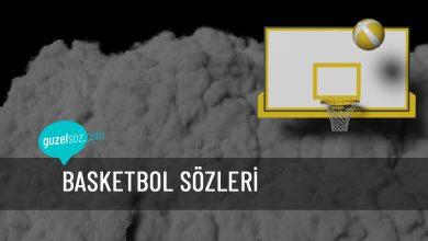 Photo of Basketbol Sözleri