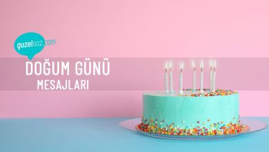 Photo of Doğum Günü Mesajları
