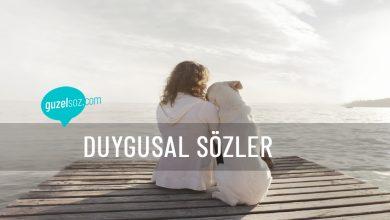 Photo of Duygusal Sözler