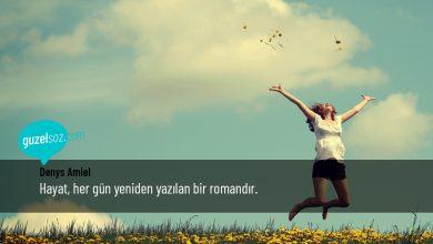 Photo of Güzel Özlü Sözler