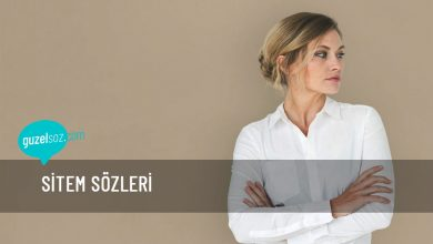 Photo of Sitem Sözleri