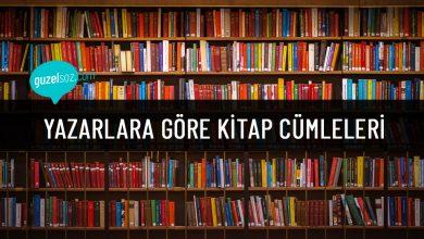 Photo of Yazarlara Göre Kitap Cümleleri