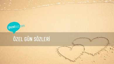 Photo of Özel Gün Sözleri