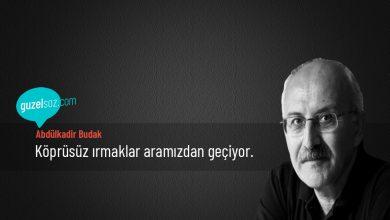 Photo of Abdülkadir Budak Sözleri