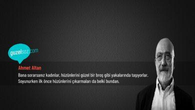 Photo of Ahmet Altan Sözleri