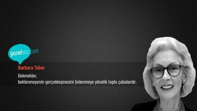 Photo of Barbara Tober Sözleri