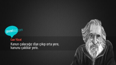 Photo of Can Yücel Sözleri
