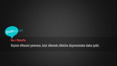 Photo of İbn-i Mukaffa Sözleri