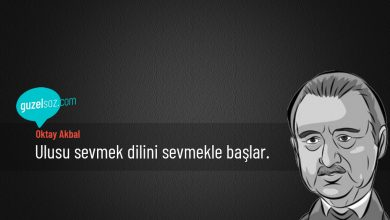 Photo of Oktay Akbal Sözleri