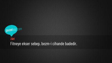 Photo of Zâtî Sözleri